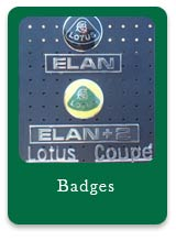 Lotus Badges